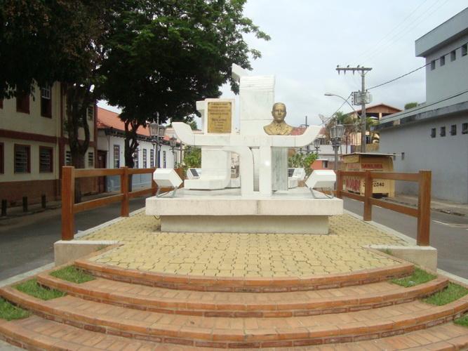 Rio Pomba Minas Gerasi,praça