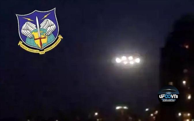 ARQUIVOS NORAD UFO