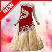 Royal Bridal Dress Photo Maker 2019