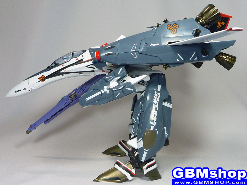 Macross Frontier VF-25F Super Messiah GERWALK Mode Renewal Version