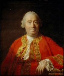 Portrait of David Hume de Allan Ramsay, 1766