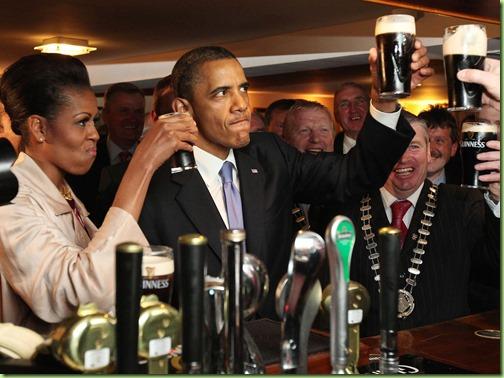 obamabeer guinness