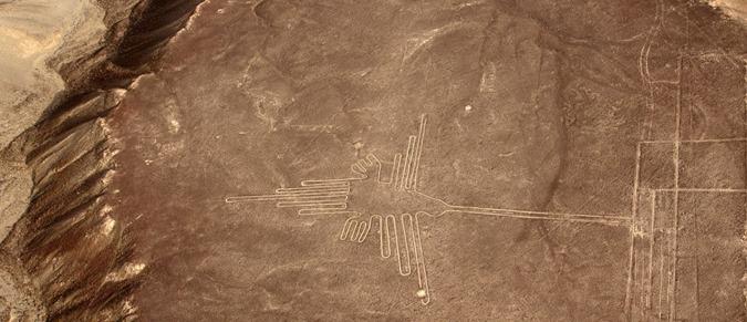Cientistas encontram na Amazônia 450 desenhos como os de Nazca