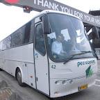 Bova Futura van Peereboom Touringcars bus 42