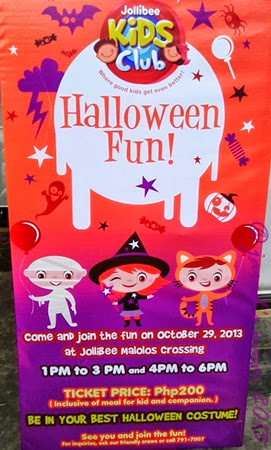 Halloween, events, announcement, spending quality time with your children, Malolos City