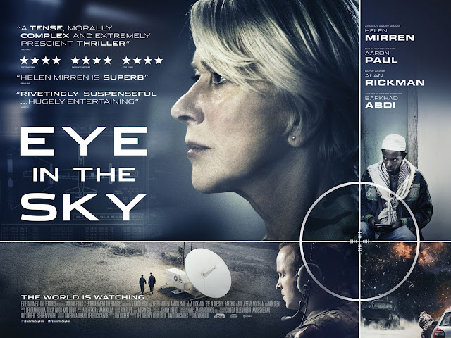 Αόρατος Εχθρός (Eye in the Sky) Wallpaper