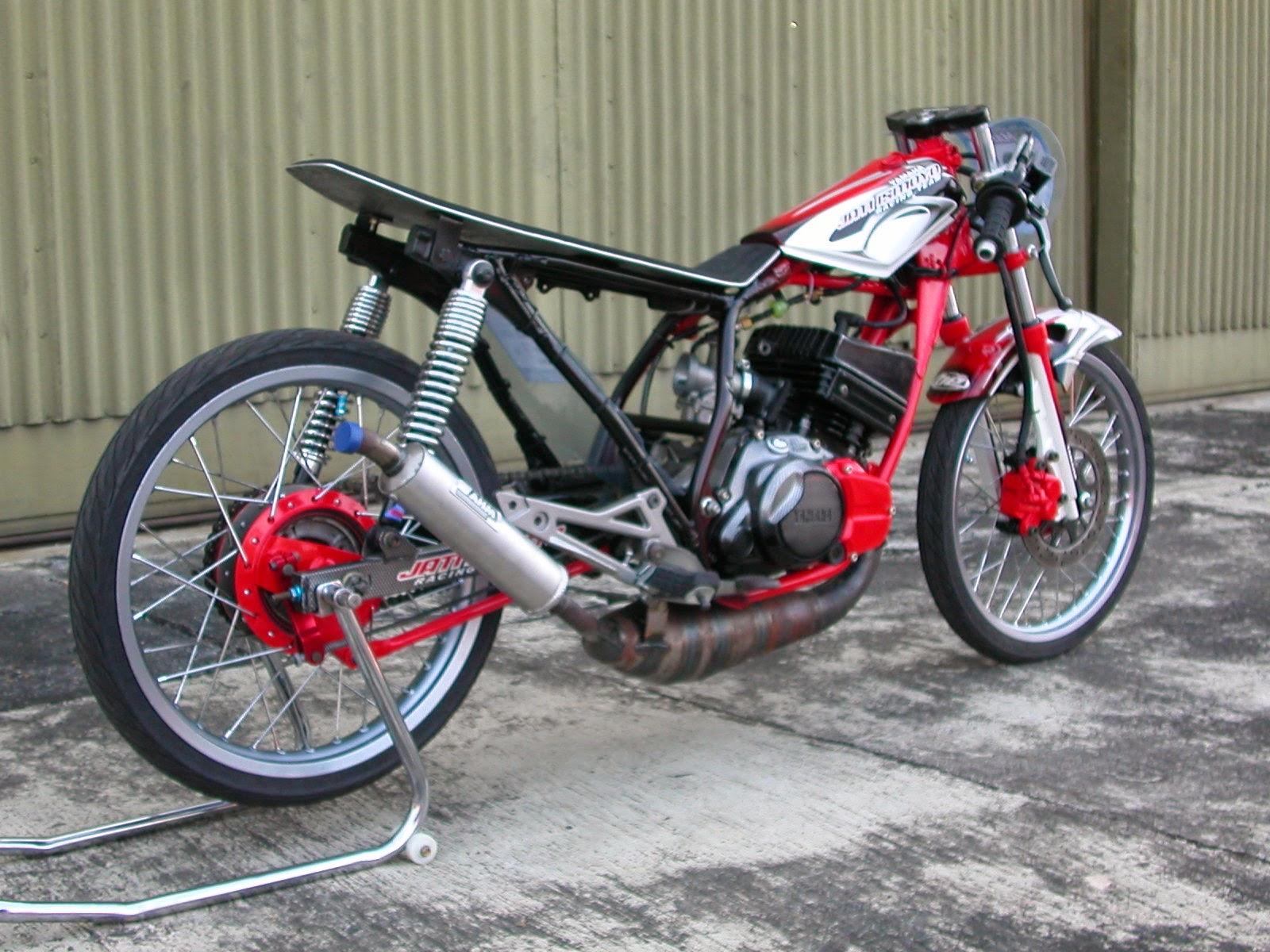 Modif Yamaha Mio Velg 17