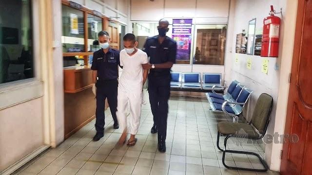 Bunuh abang ipar, seorang penganggur digantung sampai mati