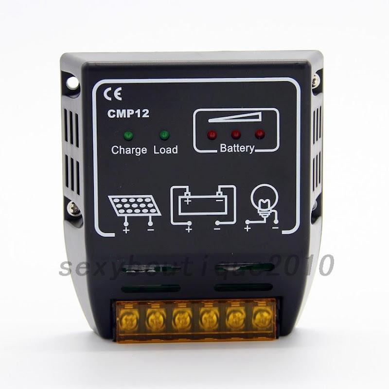 docooler solar charge controller user manual