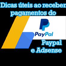 PayPal e adsense- dicas úteis para receber pagamentos