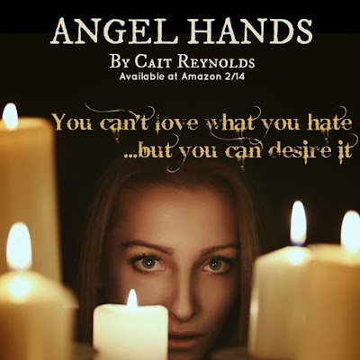 #ReleaseDay: Angel Hands by Cait Reynolds
