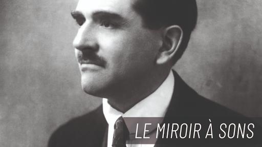 A_ Sandrin - Miroir à sons - d'après P. Trigano