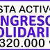 Giro 13 del Ingreso Solidario: ¿Está activo para el pago? y giro 12 pendiente?