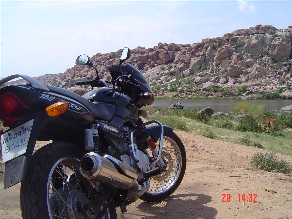 motorcycle i d say followed by a hero honda karizma which saw a total distance of 1 28 000 kms when it made way for my third bike the honda cbr250r