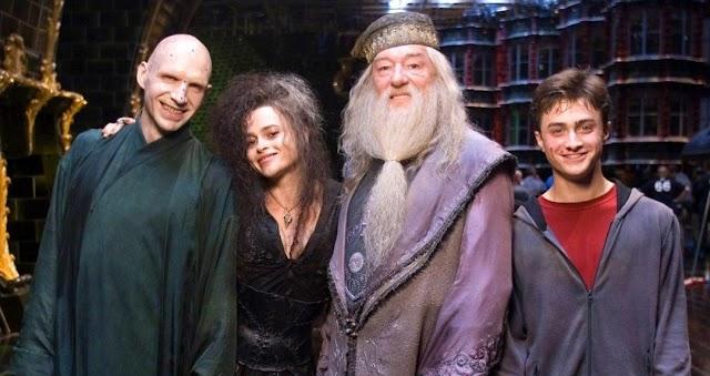 Quiz – Qual é o astro de Harry Potter em cada uma dessas fotos antigas?