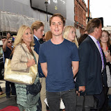 OIC - ENTSIMAGES.COM - Joe Thomas at the  Dear Lupin - press night in London 3rd August 2015 Photo Mobis Photos/OIC 0203 174 1069