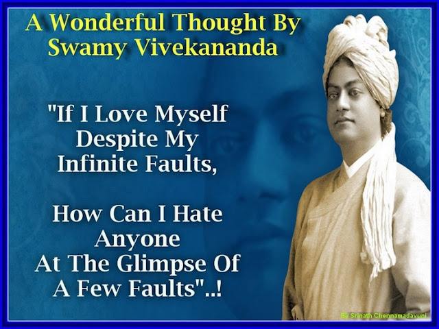 Swami Vivekananda's thoughts on mind control