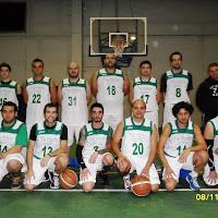 2012/2013 Pallacanestro