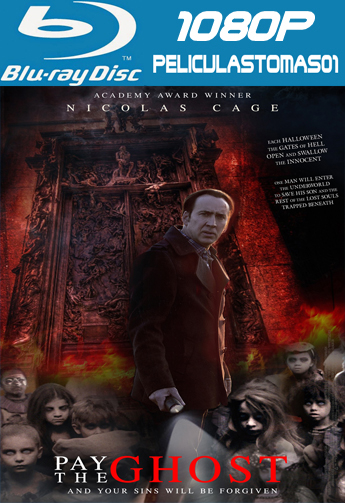 Pay the Ghost (La Maldición de Charlie) (2015) BDRip m1080p
