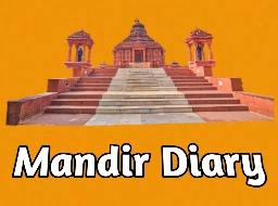 Mandir Diary