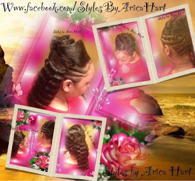 Crimped hairstyles for black hair, black hair crimp styles