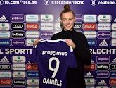 """La première semaine d'entraînement de Yana Daniëls à Anderlecht: """"Je connais déjà tout le monde"""""""