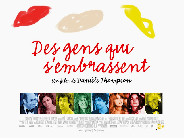 Μια Βραδιά στο Σαιν Τροπέ Des Gens qui S'embrassent Wallpaper
