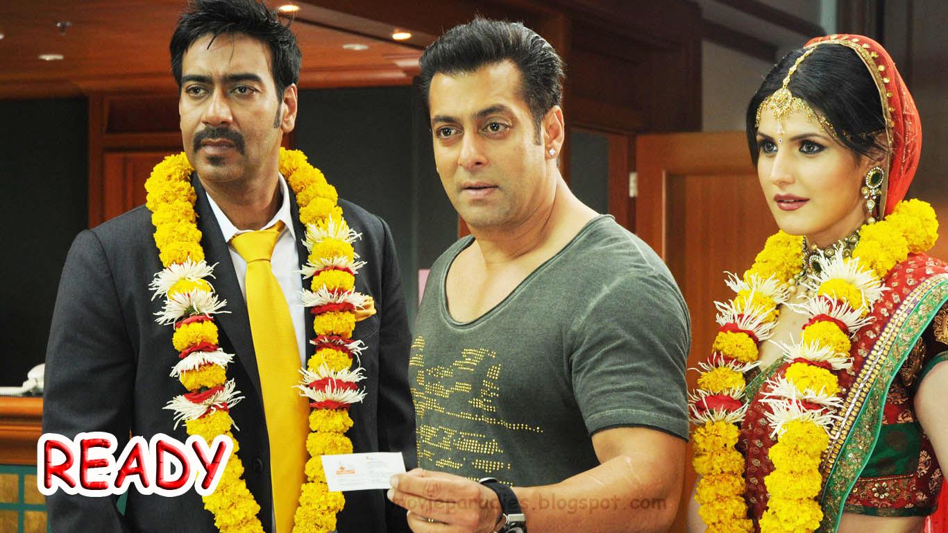 "salmaan khan's new hindi movie ""ready"" first look,high defination"