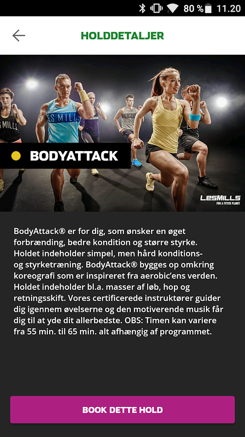 Fitness World- screenshot