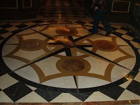 Flooring, Medallion