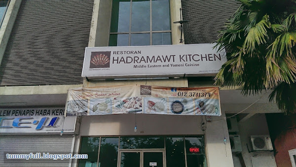 Eat till tummy full hadramawt kitchen great value for Kitchen set restoran