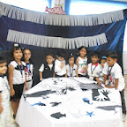 Black & White Day Celebration (Jr.KG.) 11-8-14