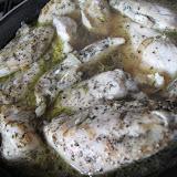 Piersi z kurczaka w ziołach