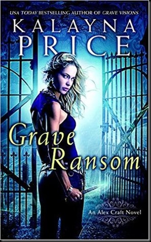 Grave Ransom  (Alex Craft #5)