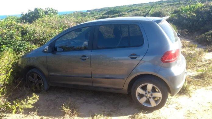 Encontrado o carro do Padre Gilmar desaparecido desde a última terça-feira dia 13