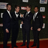 OIC - ENTSIMAGES.COM - Jack Pack at the  Daily Mirror Pride of Sport Awards  London 25th November 2015 Photo Mobis Photos/OIC 0203 174 1069
