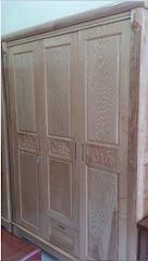 Tủ quần áo gỗ MS-168(Còn hàng)
