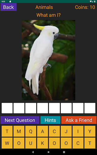 Animal Quiz - Guess from the Picture and Trivia screenshot 8