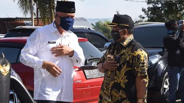 Nihil Kasus Positif Baru, 137 Orang Warga Kota Padang Dinyatakan Sembuh dari Covid-19 Hingga Saat Ini