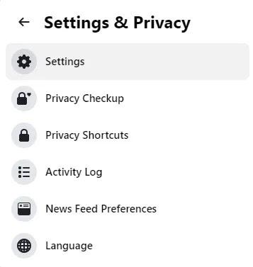كيفية تنزيل محفوظات الدردشة على Facebook للحصول على إعدادات حفظ الإعدادات الآمنة