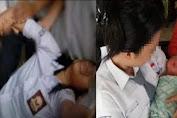 Seorang Siswi Melahirkan Di Sekolah, ZM Diamankan Polisi