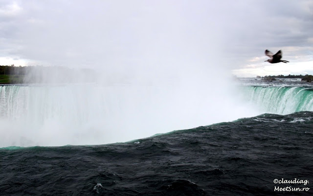 Niagara - the biggest falls in the world