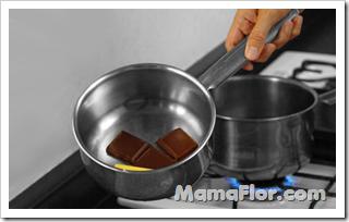 Cómo derretir chocolate en casa