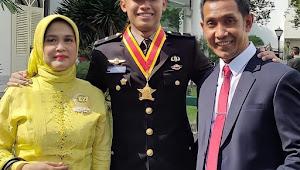 Mengenal Hary Indradjati, Akpol Terbaik dari Lampung