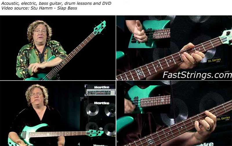 Stu Hamm - Slap Bass