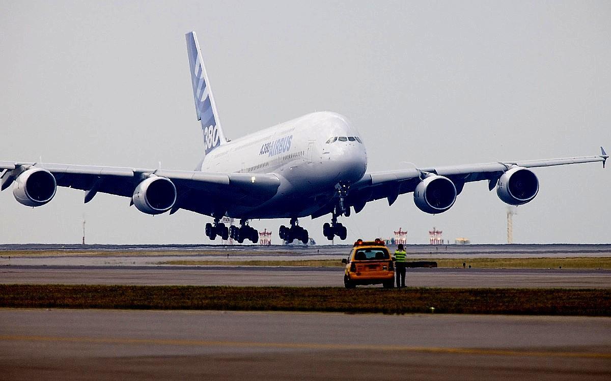 A380 Wallpaper