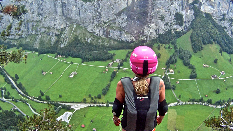 Disco Movie 3 Girl Switzerland jump