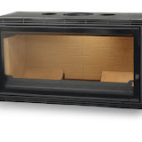 PanBox 112 E SA VENTILATOROM dim. 1121,6x618 promjer dimovodne cijevi: fi200 težina ložišta:196 kg