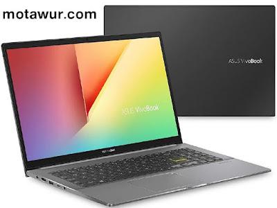 Asus VivoBook S15 - أفضل حاسوب 2022