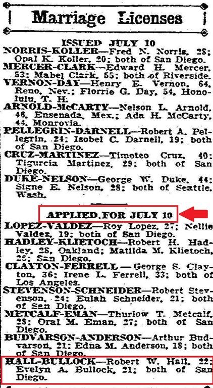 [HALL_Robert+W+%26+Evelyn+BULLOCK_marr+license_1929_SanDiegoCA%5B13%5D]